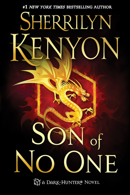Son of No One Autographed by Sherrilyn Kenyon