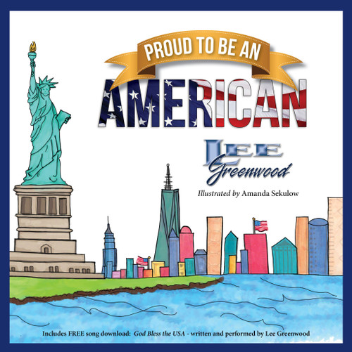 Proud to Be An American (Children's Book)