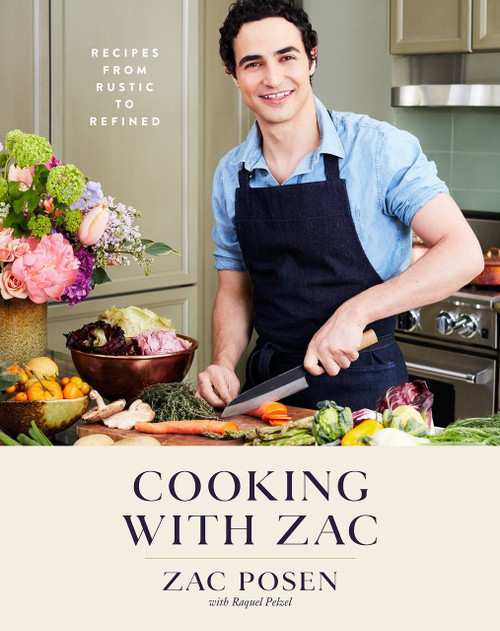 Cooking with Zac