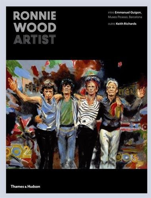 Ronnie Wood: Artist