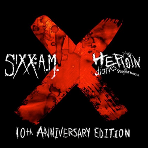 The Heroin Diaries: Ten Year Anniversary Edition Soundtrack