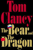 Autographed Book by Tom Clancy
