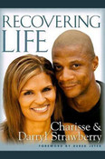 Autographed by Charisse & Darryl Strawberry