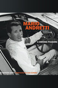 Autgraphed Book by Mario Andretti and Gordon Kirby