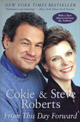 Autographed Book by Cokie & Steve Roberts