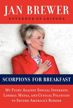 Autographed Book by Jan Brewer