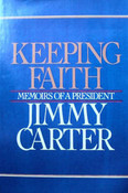 Autographed Book by Jimmy Carter