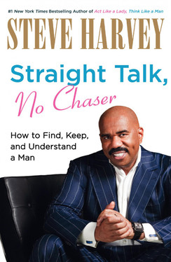 Autographed Book by Steve Harvey