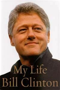 Autographed Book by President Bill Clinton
