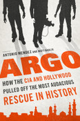 Argo Autographed by Antonio Mendez