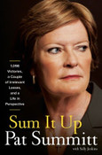 Sum It Up Autographed by Pat Summitt
