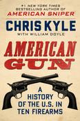 American Gun Autographed by Taya Kyle