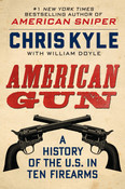 American Gun Autographed by Taya Kyle