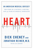 Heart Autographed by Dick Cheney