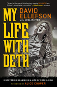My Life with Deth Autographed by David Ellefson
