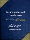 Deluxe Leather Collector's Box: The First Phone Call From Heaven