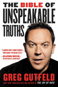 The Bible of Unspeakable Truths Autographed by Greg Gutfeld
