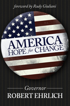 America: Hope For Change Autographed by Robert Ehrlich