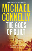 The Gods of Guilt Autographed by Michael Connelly