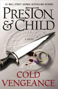 Cold Vengeance Autographed by Douglas Preston & Lincoln Child