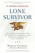 Lone Survivor Autographed by Marcus Luttrell