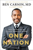 One Nation Autographed by Ben Carson