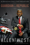 Guardian of the Republic Autographed by Allen West