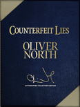 Deluxe Leather Collector's Box: Counterfeit Lies