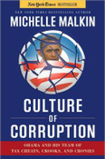 Culture of Corruption Autographed by Michelle Malkin