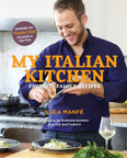 My Italian Kitchen Autographed by Luca Manfe