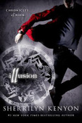 Illusion Autographed by Sherrilyn Kenyon