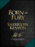 Deluxe Leather Collector's Box: Born of Fury