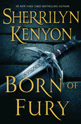 Born of Fury Autographed by Sherrilyn Kenyon