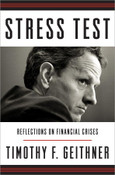 Stress Test Autographed by Timothy Geithner