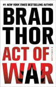 Act of War Autographed by Brad Thor