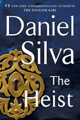 The Heist Autographed by Daniel Silva