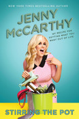 Stirring the Pot Autographed by Jenny McCarthy