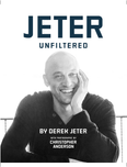 Jeter Unfiltered Autographed by Derek Jeter