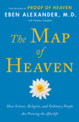The Map of Heaven Autographed by Eben Alexander
