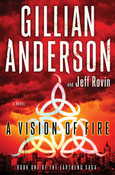 Vision of Fire Autographed by Gillian Anderson