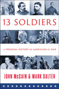 Thirteen Soldiers Autographed by John McCain