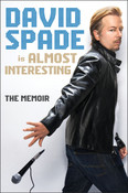 Almost Interesting Autographed by David Spade
