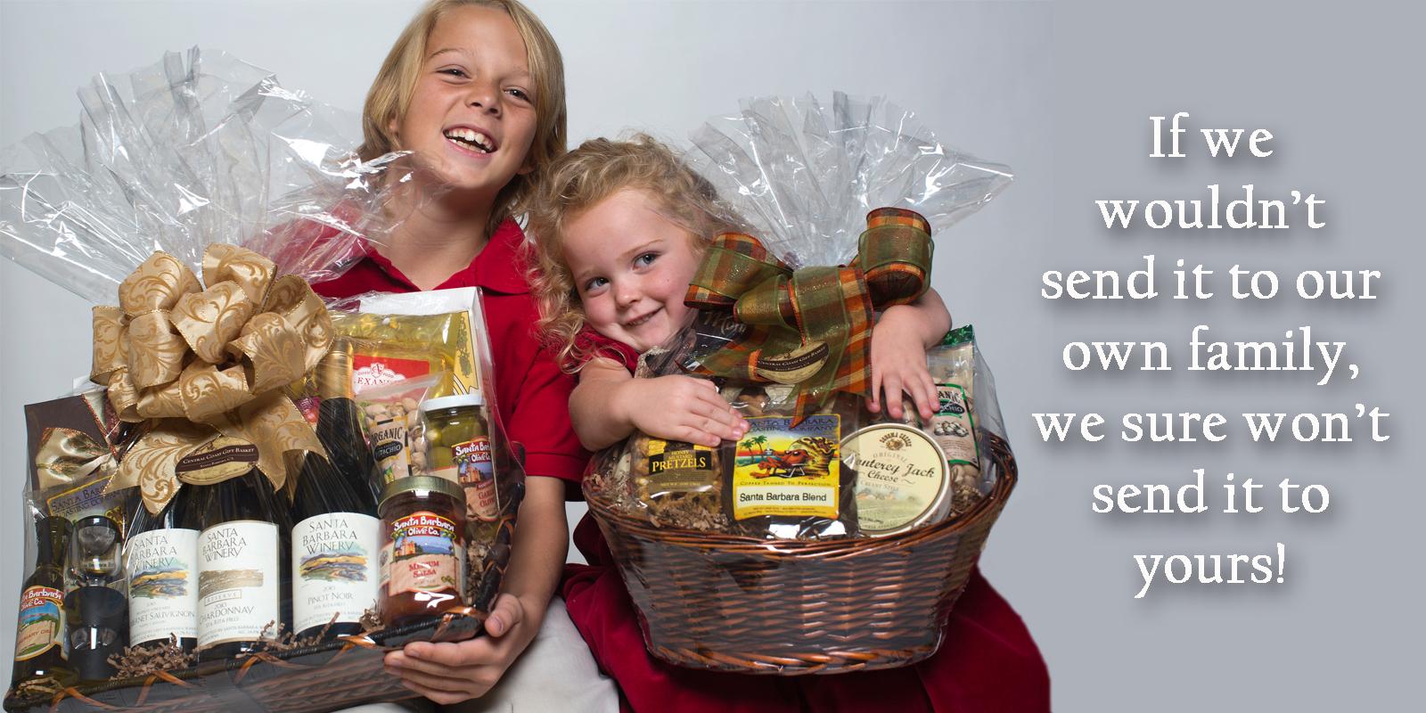 Kids Gift Baskets Santa Barbara
