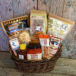 The Gluten Free Gourmet Basket