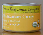Organic Massaman Curry