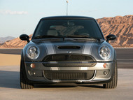 Mini Cooper Sport Special Bonnet and Boot Stripes
