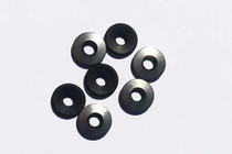 """1/4"""" x 5/8"""" Bonded Neoprene 18-8 Stainless Washer - Contractor Pack [100 @ pack]"""