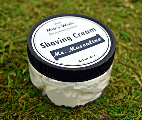 Shaving Cream - Mr. Masculine™