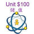 02. 會員儲值 $100 (Prepaid $100)