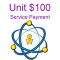 03. Other Service Charge - Unit $100 (其他服務付費選項 - 單位$100)